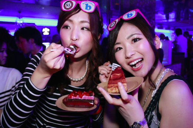 Shibuya: have your cake and eat it, too!
